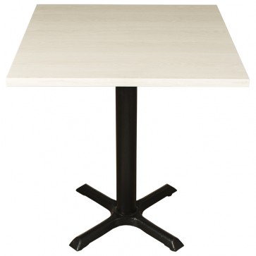 White Wash Complete Samson 2 Seater Table