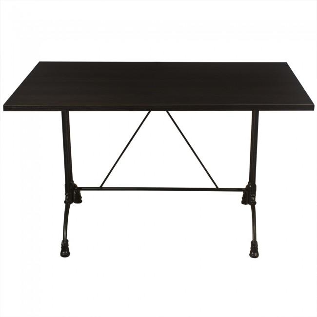 wenge complete continental 120x60cm table. Black Bedroom Furniture Sets. Home Design Ideas