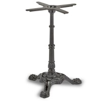 Bistro Dining Height Table Base 3 Leg