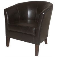 Brown Covent Tub Chairs