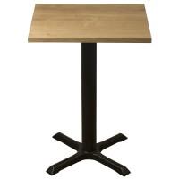 Forest Oak Complete Samson 60cm Table