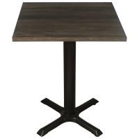 Dark Oak Complete Samson 60cm Table