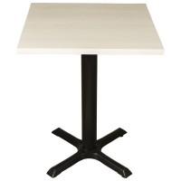 White Wash Complete Samson 60cm Table