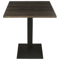 Dark Oak Complete Mayfair Step 2 Seater Table