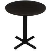 Wenge Complete Samson 70cm Round Table