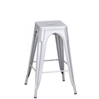 Eiffel High Stool - Grey