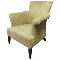 Luxury Upholstered Tub Chair