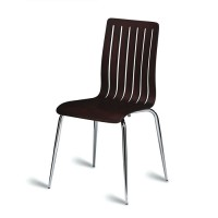 Lucca Wenge Cafe Chair