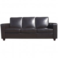 Brown Covent 3 Seater Sofa