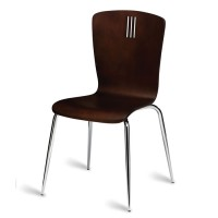 Pelon Wenge Side Chair