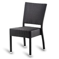 Malta Weave Outdoor Side Chair