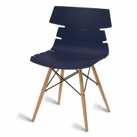Thames Navy Side Chair