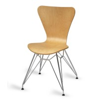 Torino Natural N Frame Cafe Chair