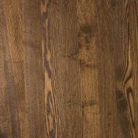 Coffee Walnut Solid Wood Ash Table Top Sample