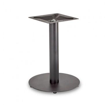 Trafalgar - Lounge Height Round Small Table Base (Round Column)
