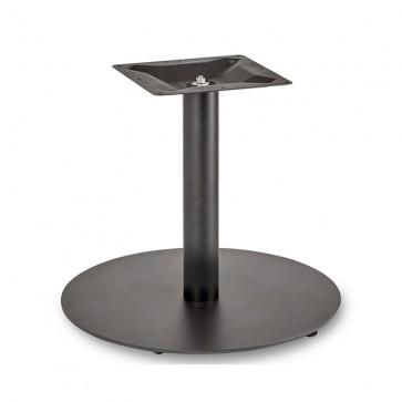 Trafalgar - Lounge Height Round Large Table Base (Round Column)