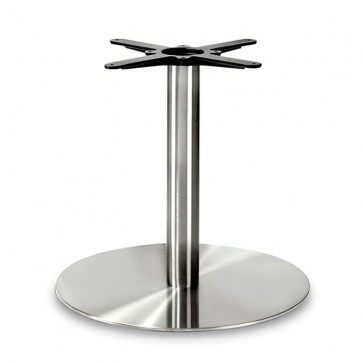 Fleet - Lounge Height Round Large Table Base (Round Column)