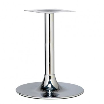 Trumpet Medium Lounge Height Table Base