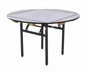 Folding Square to Round Banqueting Table