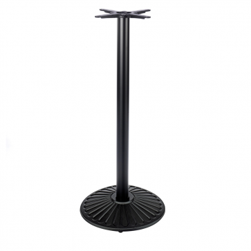 Crewe Round small poseur Table Base