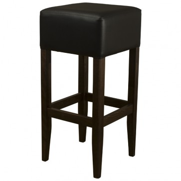 Belmont Black NB Stool