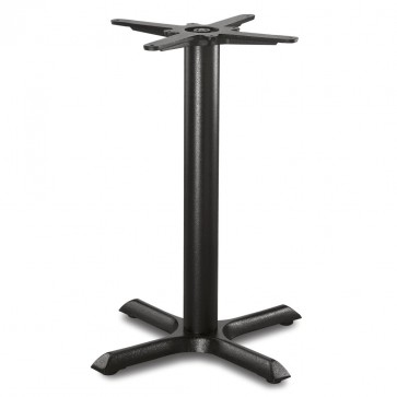 Black Samson B1 Dining Height Table Base