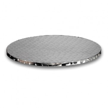 Stainless Steel Table Top 70cm Round