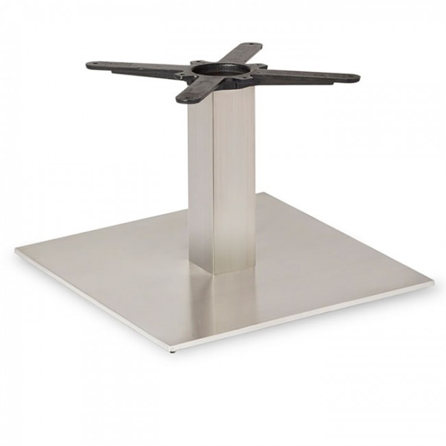 Square Coffee Table Size: Coffee Height Square Large Table Base (Square Column