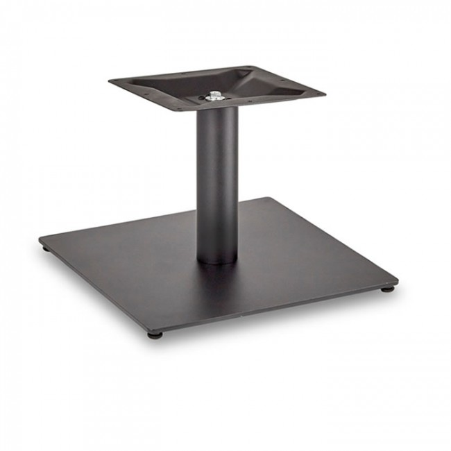 Square Coffee Table Size: Coffee Height Square Large Table Base (Round