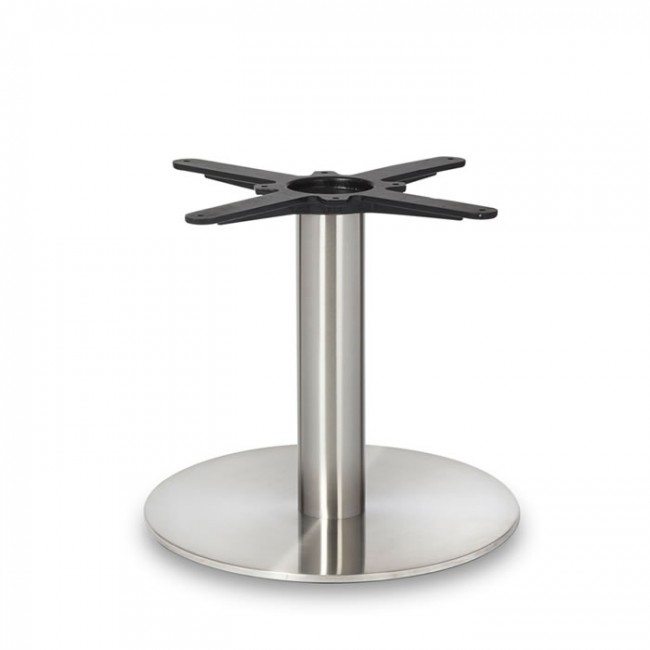 Coffee Height Round Small Table Base Round Column
