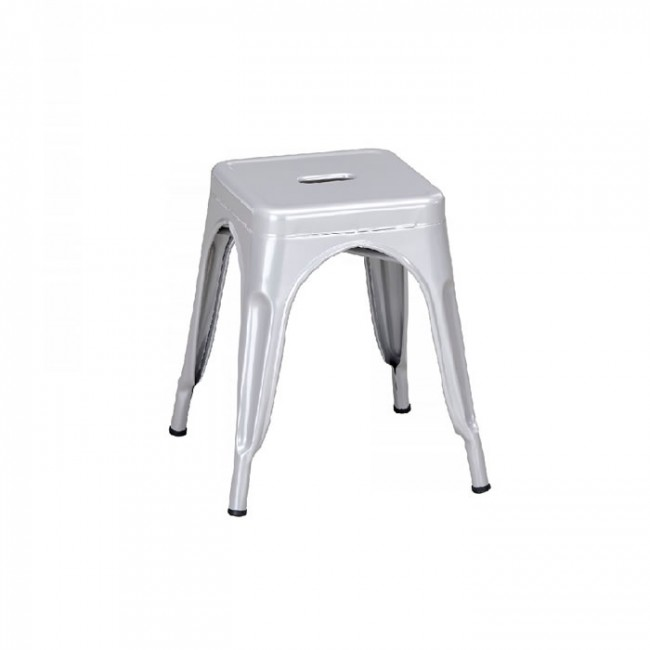 Phenomenal Eiffel Low Stool Grey Gmtry Best Dining Table And Chair Ideas Images Gmtryco