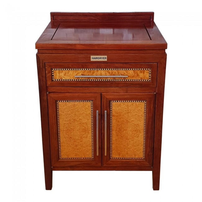Used Hotel Bedroom TV Chest / Mini Bar Cabinet