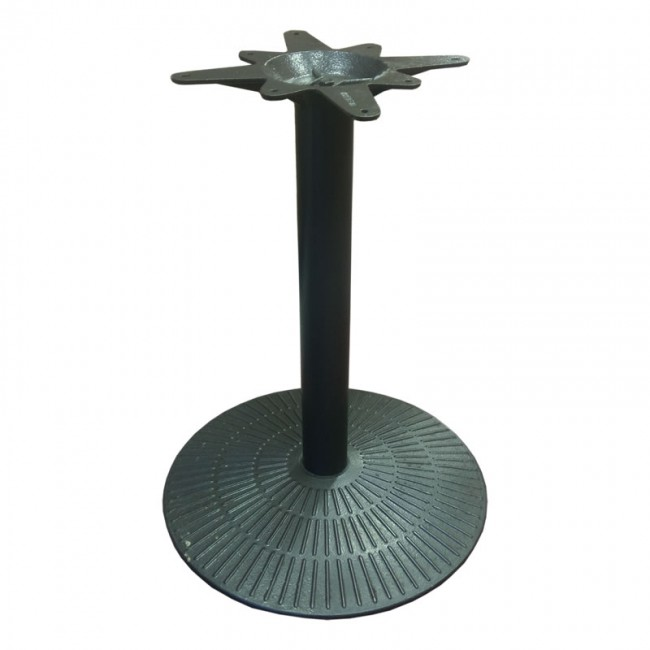 Used Heavy Cast Iron Round Table Base Dining Height : imag1168 from www.mayfairfurniture.co.uk size 650 x 650 jpeg 35kB