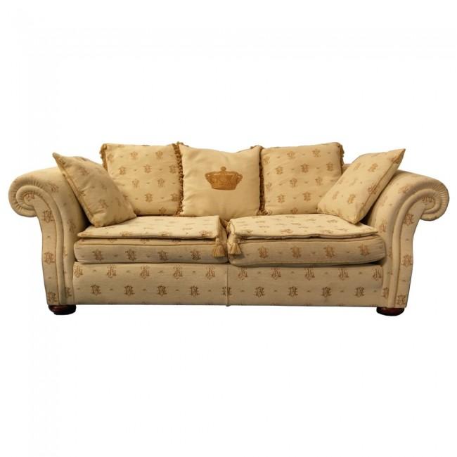 large luxury ex hotel sofa cream beige. Black Bedroom Furniture Sets. Home Design Ideas