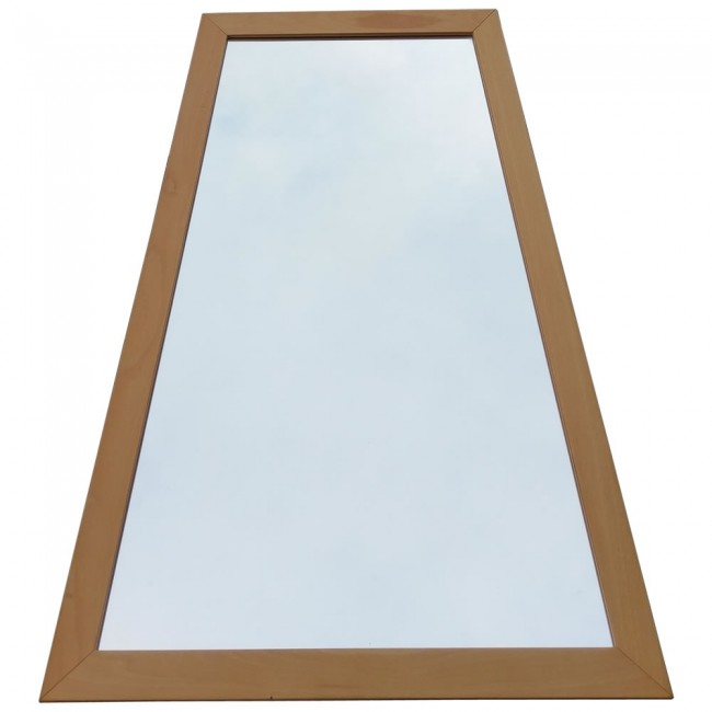 Wooden framed mirrors uk