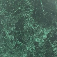 800mm Round Green Marble Werzalit Table Top