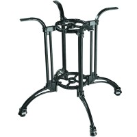 Continental Cast Aluminium Indoor / Outdoor 4 Leg XL Base