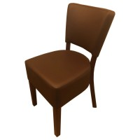 Used Belmont Brown Side Chairs