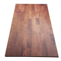 Set of 9 Rectangle 69x90cm Refurbished 25mm Thick Solid Wood Table Tops