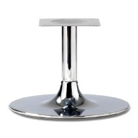 Trumpet Large Coffee Height Table Base