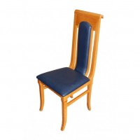 Blue Highback Chair