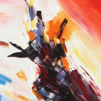 Abstract Canvas Paintings