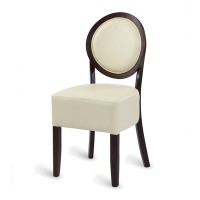 Hyde Louis Side Chair - Ivory