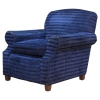 Used Blue Single Seater Arm Chair