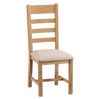 Brand New and Boxed Oak Chairs Fully Assembled