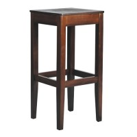 Branford Wooden Stool