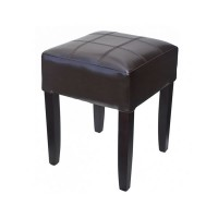 Brown Covent Low Bar Stool