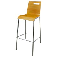 Used Stackable Cafe Stools
