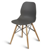 Camden Grey Side Chair