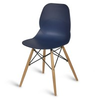 Camden Navy Side Chair